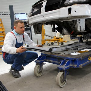 Unfall Reparatur Autowerkstatt Schmädicke Potsdam